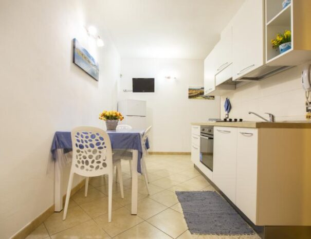 Appartamento due cucina