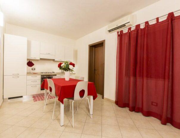 Appartamento uno cucina